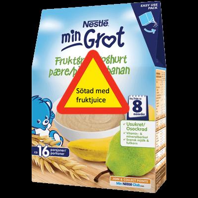 Nestlé fruktgröt_sötad