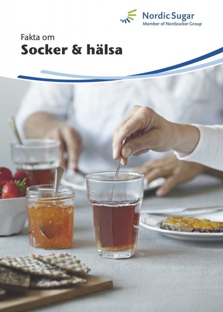 framsidan Nordic sugar